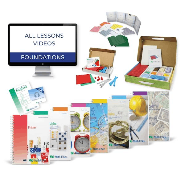 Foundations In Maths (Primary)