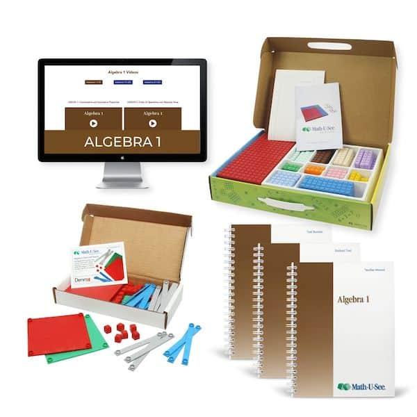 Algebra 1 Complete Set