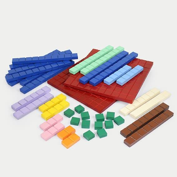 Teacher Magnetic Block Set