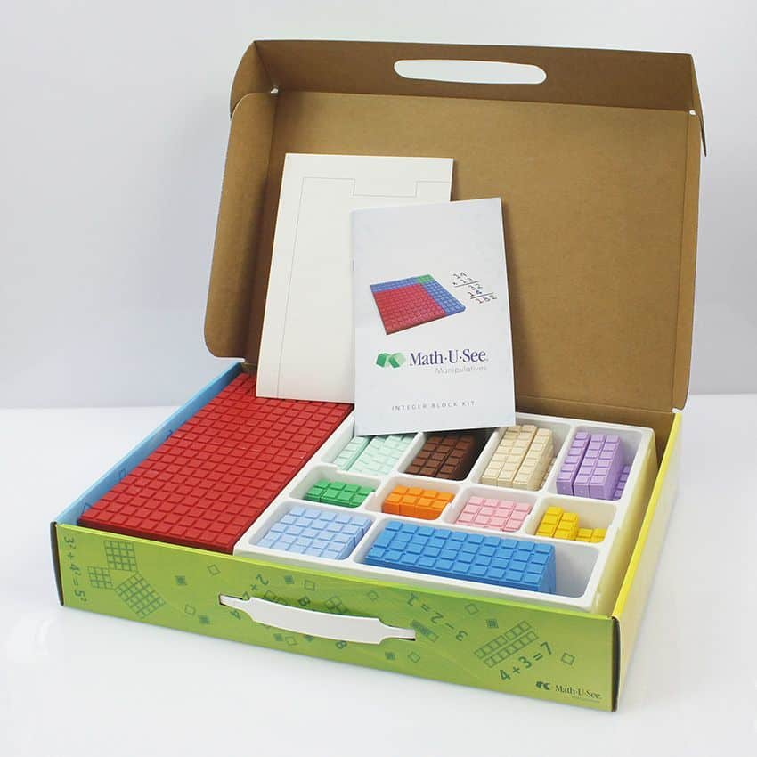 Integer Block Kit (Home Education)