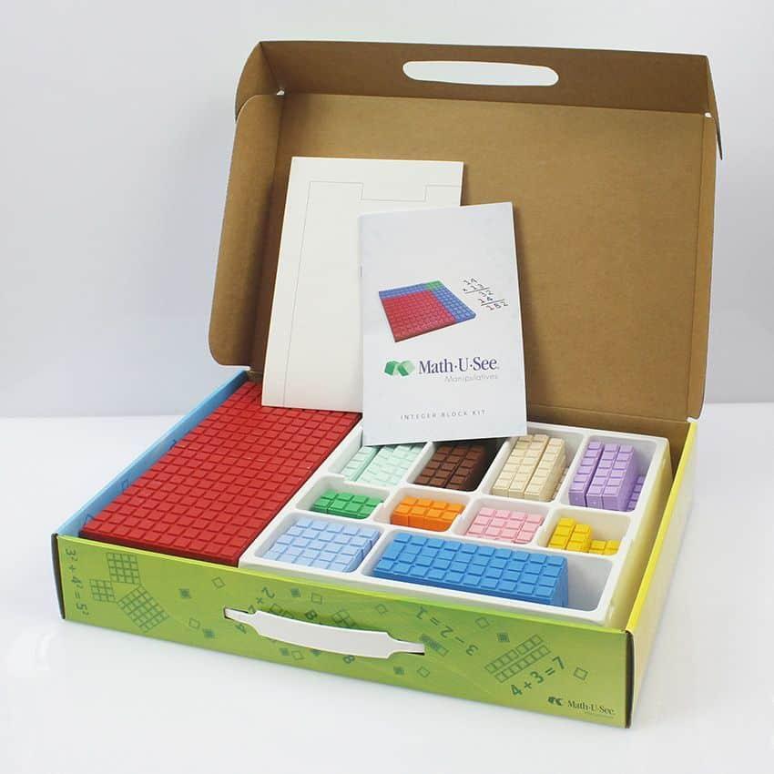 Integer Block Kit (Home Education)