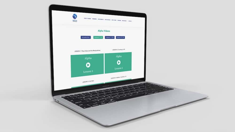 Alpha Level Online Access