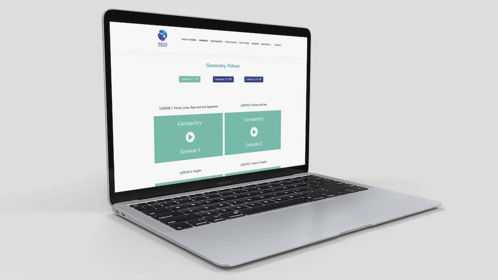 Online access - Geometry level