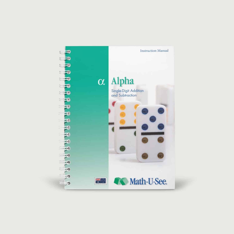 Alpha Level Instruction Manual