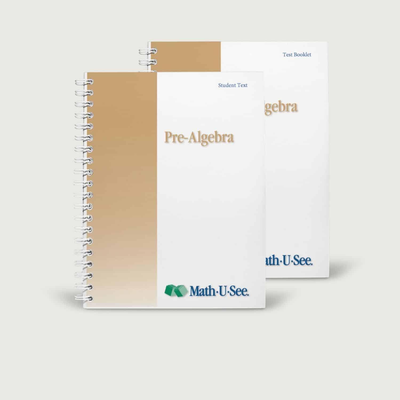 Student Kit - Pre-Algebra level