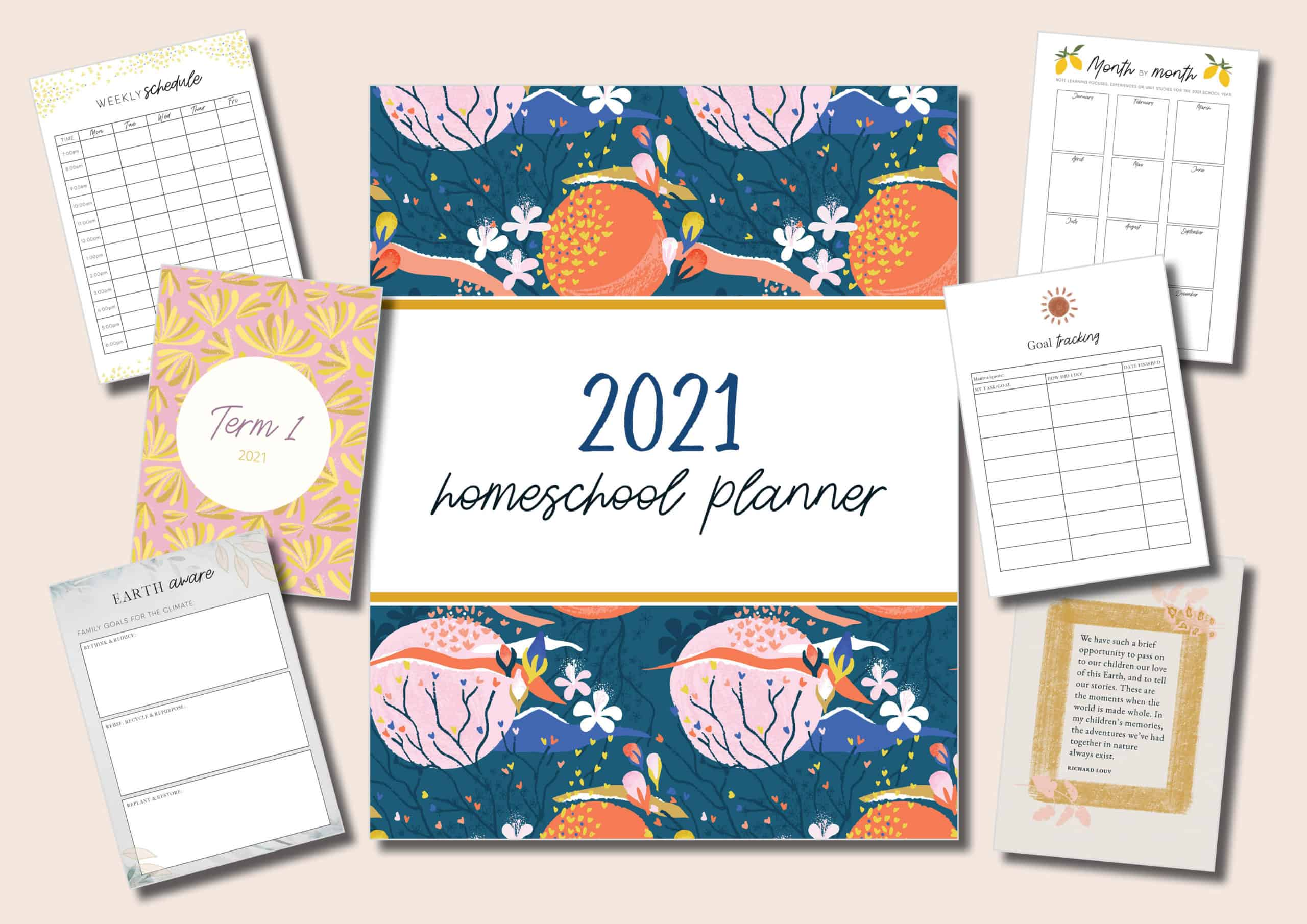 2021 Mulberry Planner