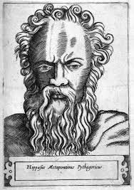 Hippasus was drowned for proving irrational numbers existed - Maths and History